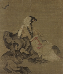 A PAINTING, EARLY 18TH CENTURY