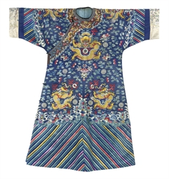 A COURT ROBE OR CHI-FU