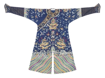 A FORMAL COURT ROBE (CHI'FU) C