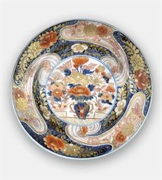 A Large Imari dish