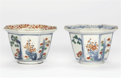 Two Kakiemon style bowls