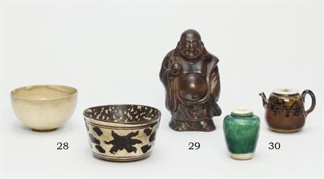 A Kyo-yaki bowl