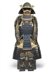 A TACHIDO GUSOKU ARMOUR