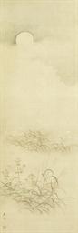 Maruyama Ozui (1766-1829) Mann