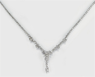 COLLANA IN DIAMANTI