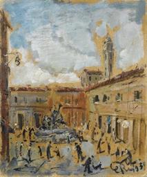 Piazza di Bologna
