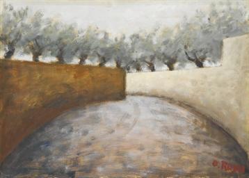 Muri e olivi