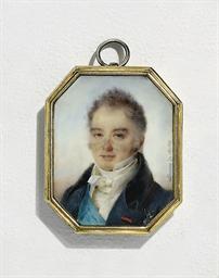 Duc de Duras (1771-1838), in b