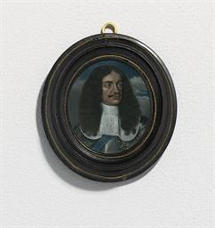 King Charles II (1630-1685), i