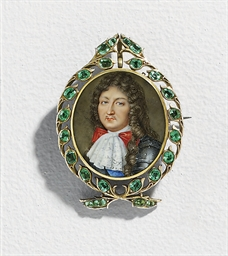 King Louis XIV of France (1638