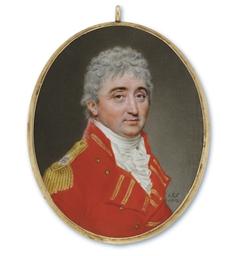 Lieutenant General Daniel Burr