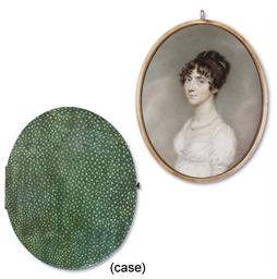Lucy Burr, née Parry (1773-180