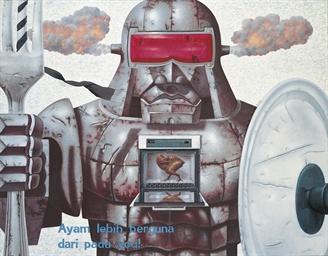 Robot dapur (Kitchen robot)