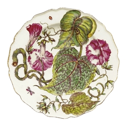 A CHELSEA BOTANICAL PLATE OF '