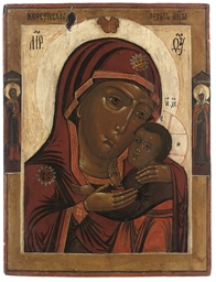 KORSUNSKAYA MOTHER OF GOD WITH