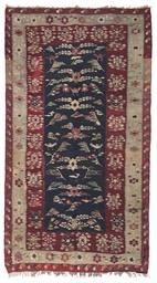 An antique Bessarabian kilim