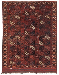 A antique Ersari main carpet