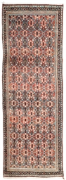 A Mahal long rug & North-West