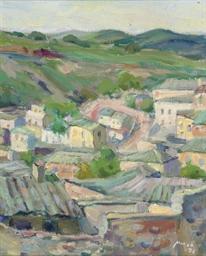 Village near Barcelona