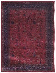 A fine Indo-Persian carpet