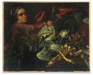 FOLLOWER OF JOACHIM BEUCKELAER