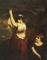 ATTRIBUTED TO JOHN OPIE (BRITISH, 1761-1807)