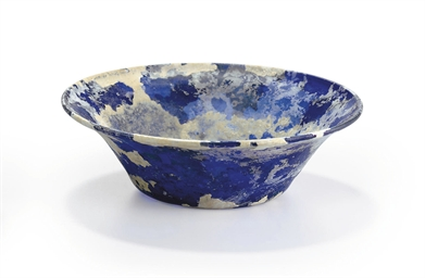A ROMAN GLASS DISH