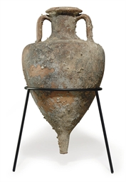 A GREEK POTTERY TRANSPORT AMPH