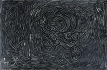 Black Painting. Jiminy Cricket