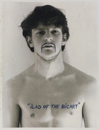 Ilad of the Bic-Art (self port