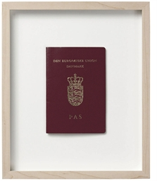 Danish Passport, Valid until 0