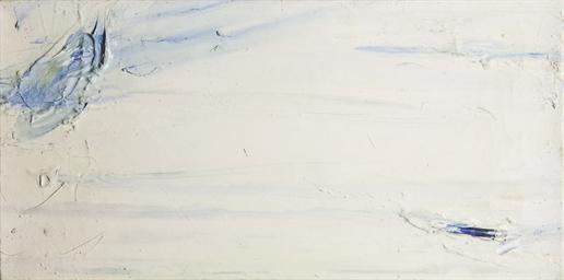 Ocre de Loire traces bleues pa