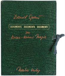 Dokumente zur Krims-Krams Magi