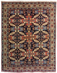 A Seychour style large rug