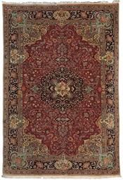 A fine Ardebil carpet