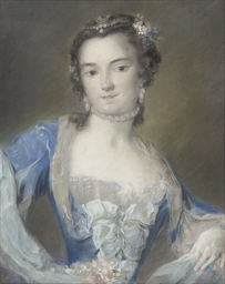 Portrait of Barbara Campanini