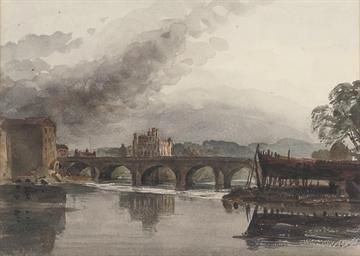 View of Wakefield Bridge