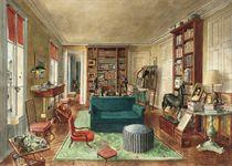 L'atelier de Boris Kochno et Christian Bérard