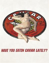 Caviar girl