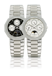 BAUME & MERCIER  SET OF TWO ST