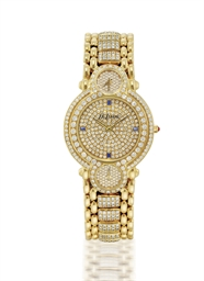 DELANEAU  LADY'S YELLOW GOLD A