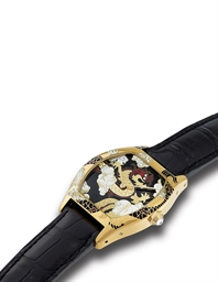 CARTIER, CARTIER D'ART, TORTUE