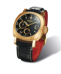 PANERAI, FERRARI, 8 DAYS GMT,