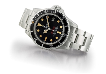ROLEX, SEA-DWELLER, SUBMARINER