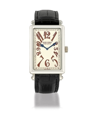 ROGER DUBUIS, MUCHMORE  WHITE