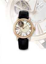 ZENITH, ACADEMY TOURBILLON EL PRIMERO  PINK GOLD AUTOMATIC TOURBILLON WRISTWATCH