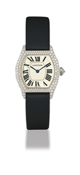 CARTIER, TORTUE  LADY'S WHITE