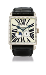 ROGER DUBUIS, GOLDEN SQUARE  W