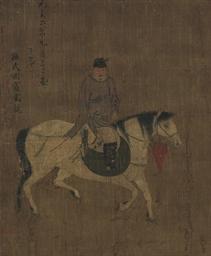ZHAO MENGFU (1254-1322, ATTRIB