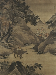 WANG SHICHANG (16TH CENTURY)